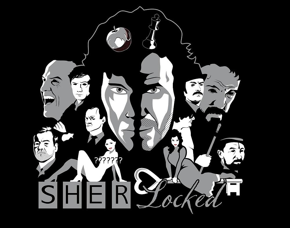 SHERLOCKED by Everdreamer