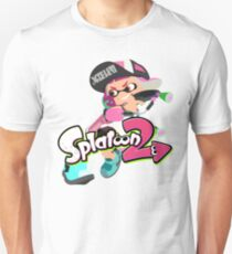 Splatoon 2 - Pink Female Inkling Shirt T-Shirt