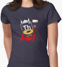 Thorium Womens Fitted T-Shirt