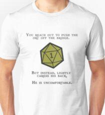 Natural 1 - Orc Slim Fit T-Shirt