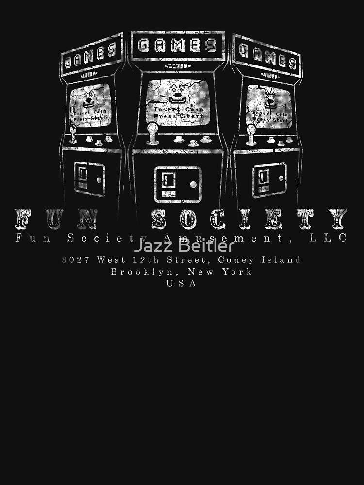 Fun Society (Mr Robot) by ImSecretlyGeeky