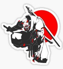 The true Oni Sticker