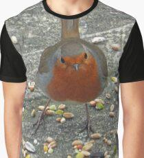 Cute robin Graphic T-Shirt