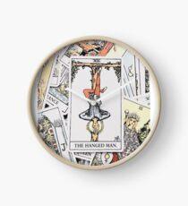 Tarot Card Num. 1 Clock