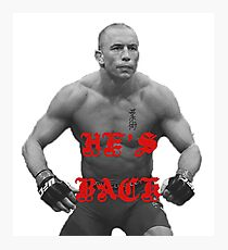 GSP IS BACK Photographic Print