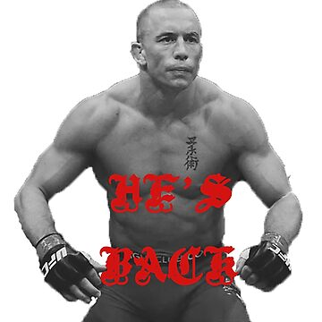 GSP IS BACK by izilife209