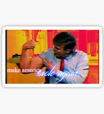 Trump - Make America Swole Again V1 Sticker