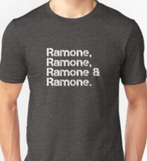 The Ramones [line-up] T-Shirt