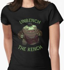 Unbench The Kench Women's Fitted T-Shirt