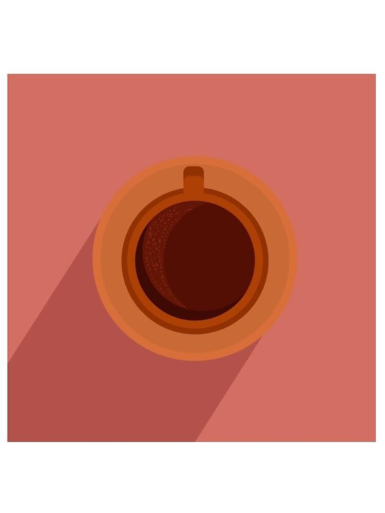 cofee design  by DraganaGajic