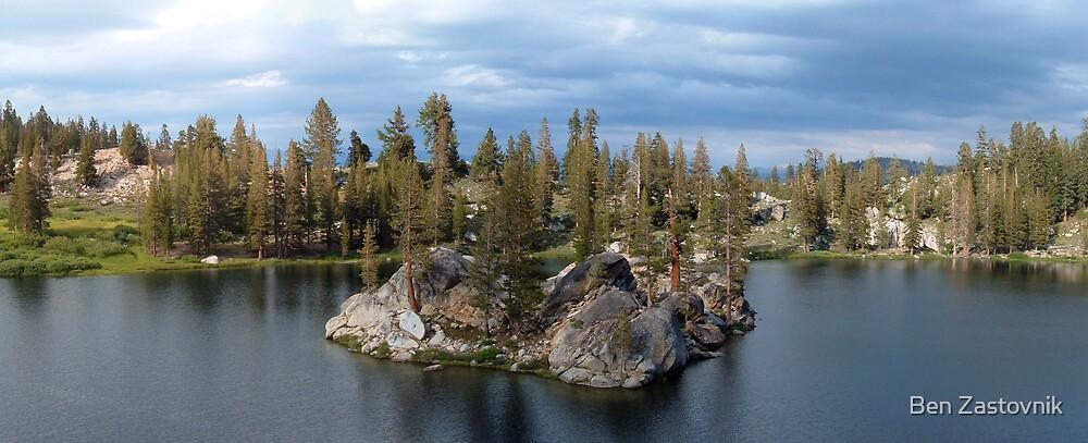 Upper Twin Lake by Ben Zastovnik