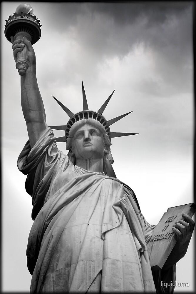 Liberty by liquidluma