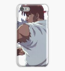 Street Fighter - Ryu Fighting Stance iPhone Case/Skin