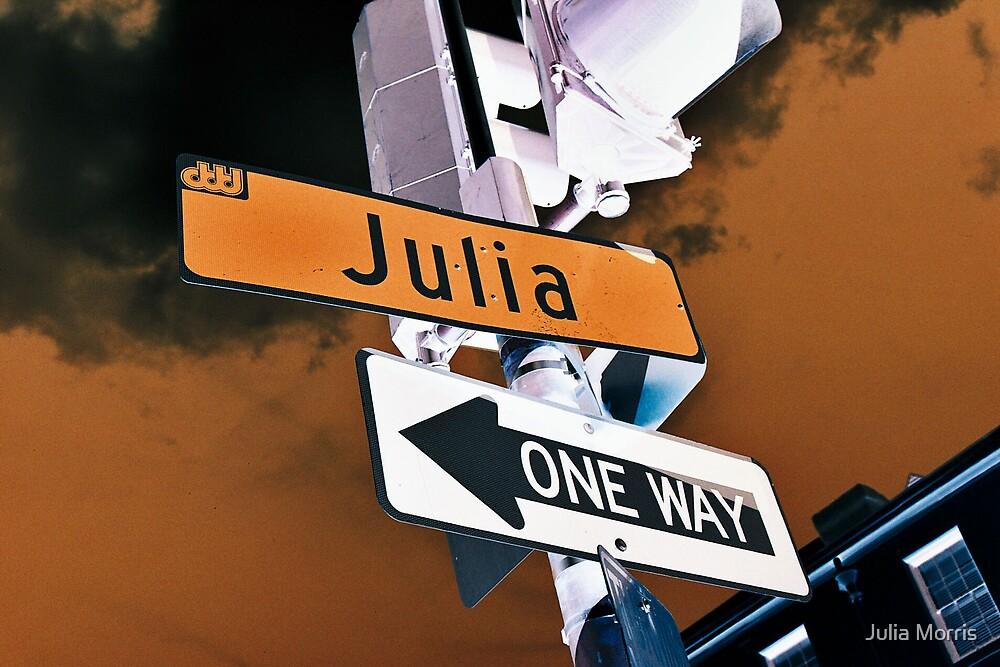 Julia St.  by Julia Morris