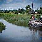 Boat on the Water by Steven Gayler Twenty Seven Imagery