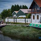 Boats and Buildings by Steven Gayler Twenty Seven Imagery