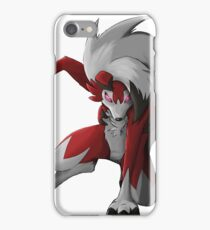 Midnight Lycanroc! iPhone Case/Skin