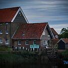 The Old Water Mill by Steven Gayler Twenty Seven Imagery