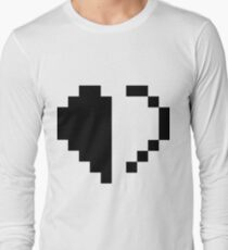 Pixel. Long Sleeve T-Shirt