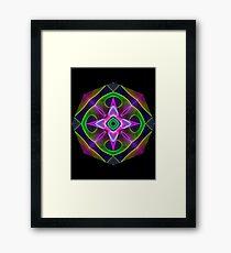 Mandala Mysticism Framed Print