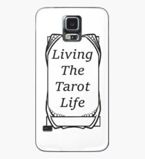 Living The Tarot Life Case/Skin for Samsung Galaxy