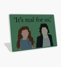 It's real for us,  Laptop Skin