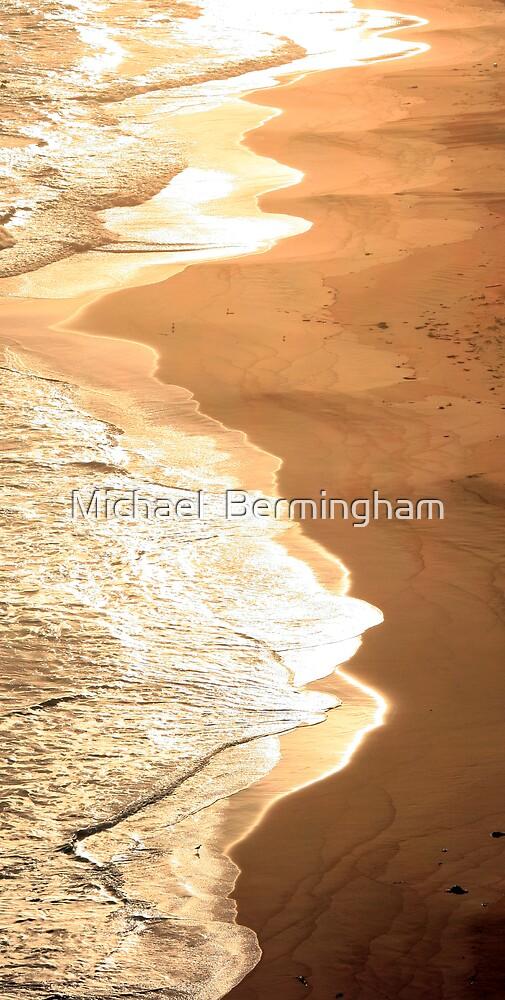 Upon Golden Sands by Michael  Bermingham