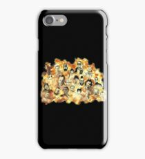 Action Movies iPhone Case/Skin