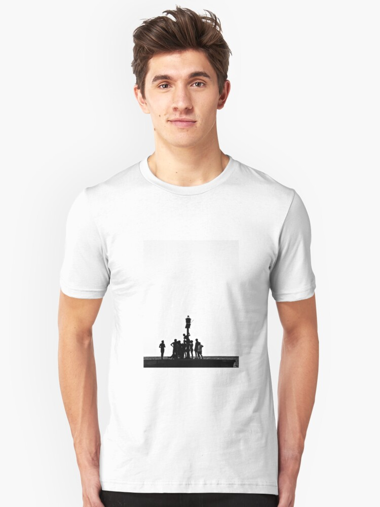 Youth of the Nation Unisex T-Shirt Front
