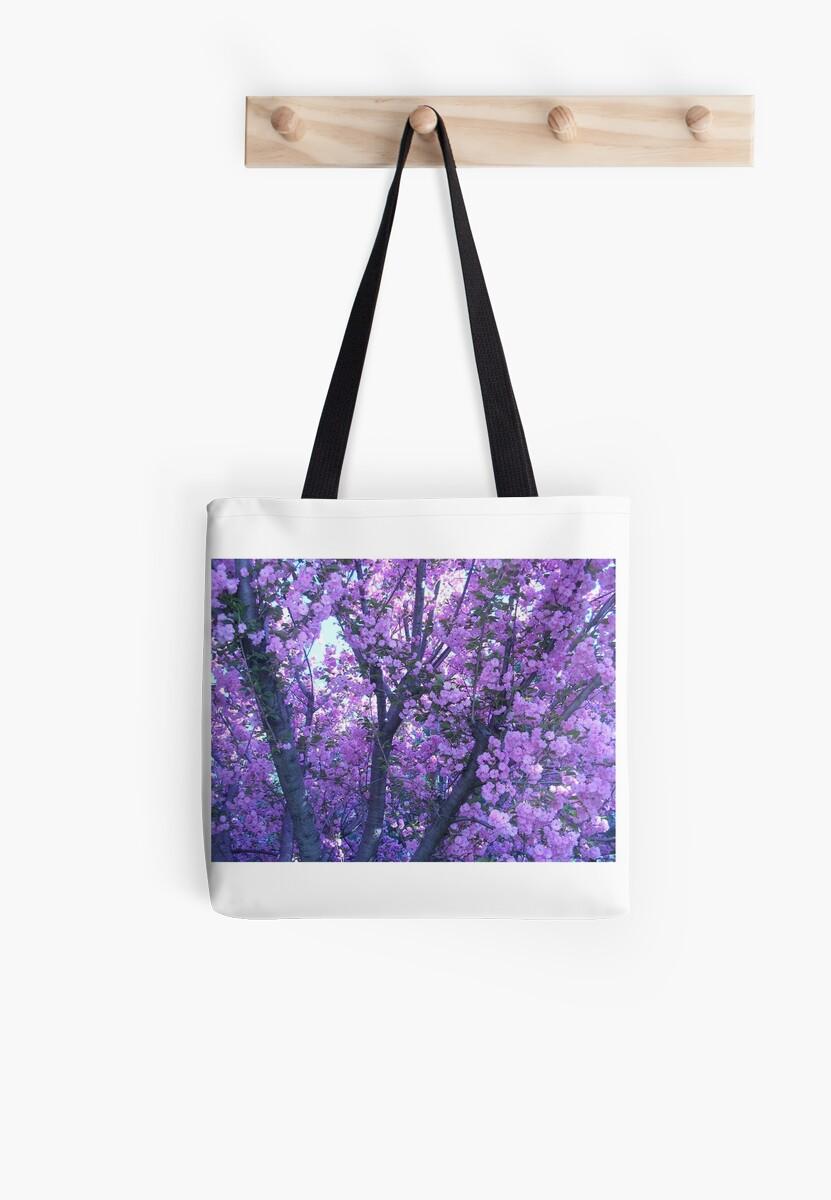Lovely Purple Aesthetic Flowers