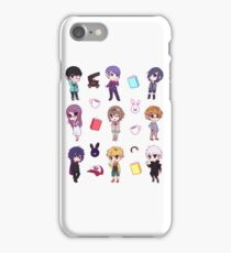 Tokyo Ghoul Chibi Characters  iPhone Case/Skin