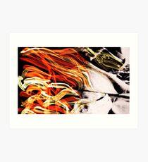 Della Wells: Scenes of Sleep Art Print
