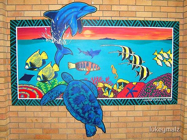 Ocean Spirit by lukeymalz