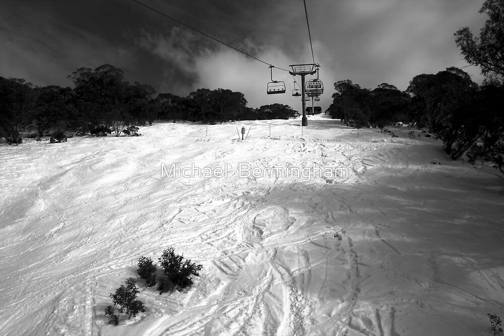 Mt Buller, Victoria by Michael  Bermingham