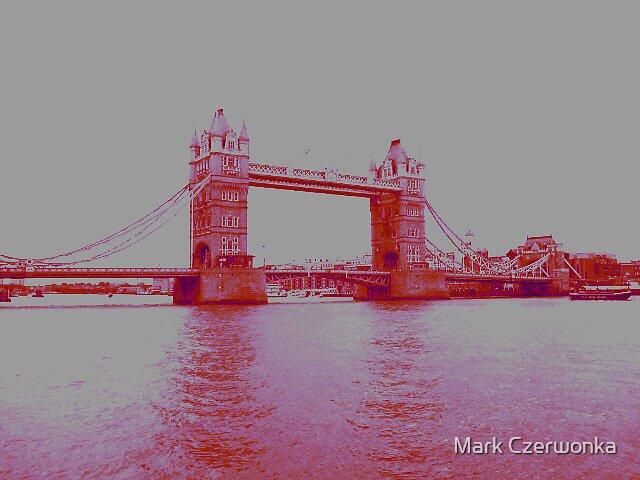 Tower Bridge by Mark Czerwonka