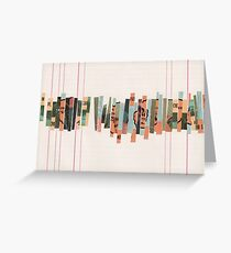 Happenstance Greeting Card