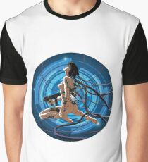 Ghost in a shell Graphic T-Shirt