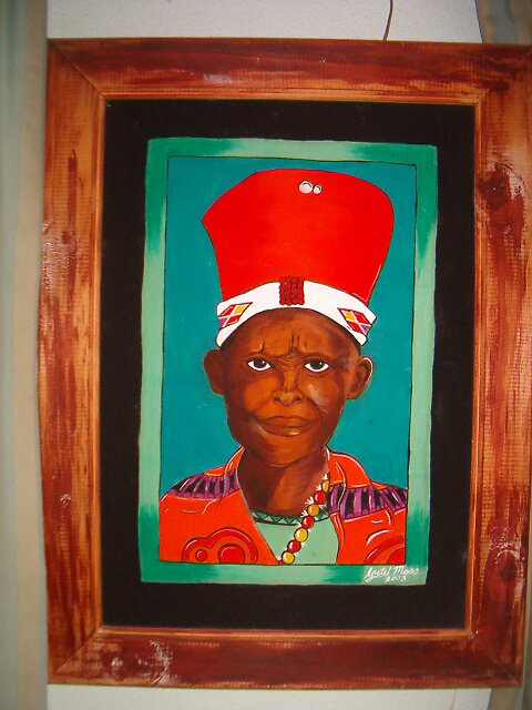 Mama Africa Priestess by gretelmoss