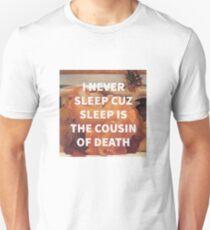 Flaming June x Nas Unisex T-Shirt