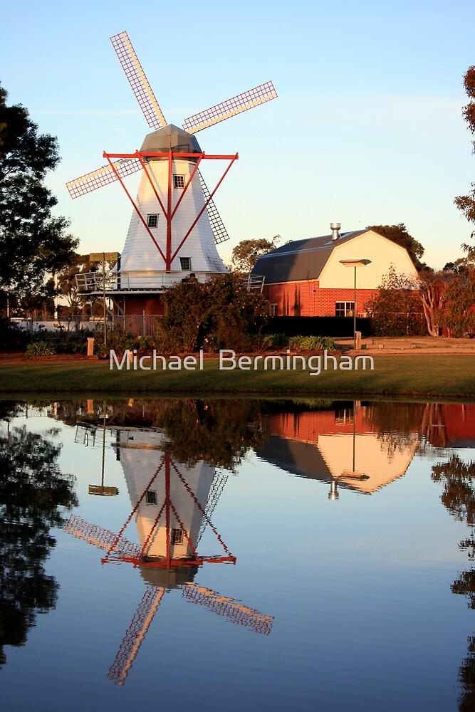 Shepparton Victoria by Michael  Bermingham