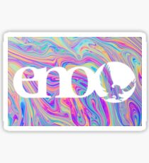 Rainbow ENO Swirl Sticker