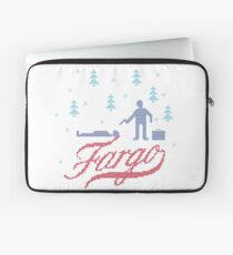 Fargo knit Laptop Sleeve