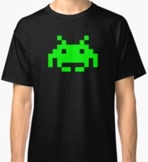 Space Invaders Alien Sprite Classic T-Shirt