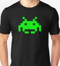 Space Invaders Alien Sprite T-Shirt