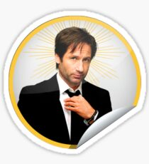Hank Moody Sticker