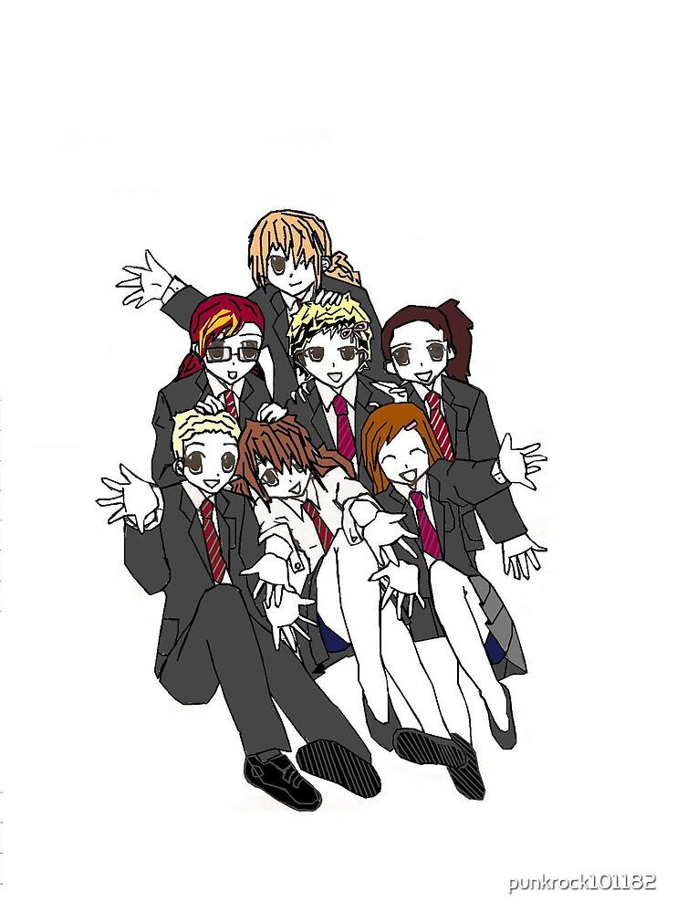 Friends again by punkrock101182