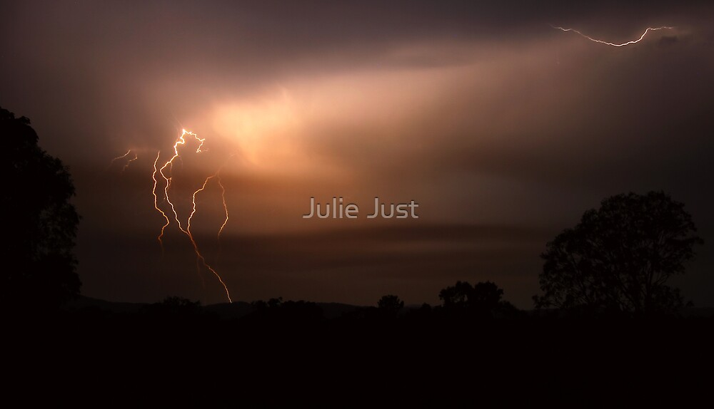 Fire Storm 1 by Julie Just