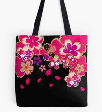 Beautiful cherry blossoms of Japan 3 Tote Bag