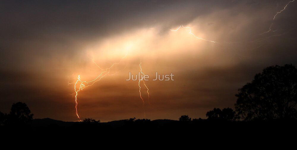 Fire Storm 2 by Julie Just