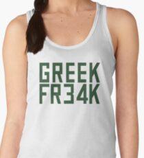 Greek Freak 34 FR34k Women's Tank Top